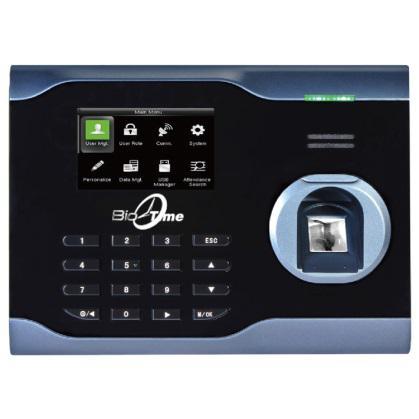 BioTime FingerPass T2
